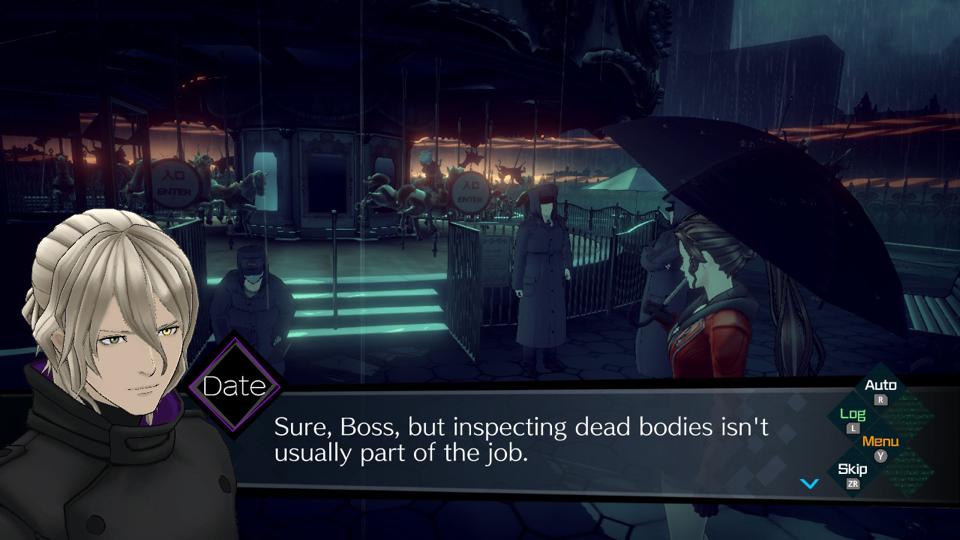 AI: Somnium Files Review 2