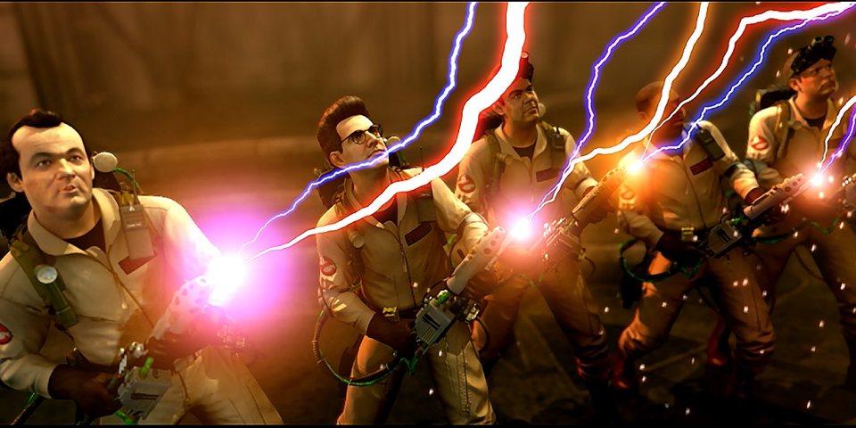 Ghostbusters: Bideo-jokoen Remastered Iritzia 2