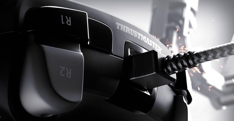 Thrustmaster eSwap PS4 Pro kontrolatzaileen berrikuspena 2