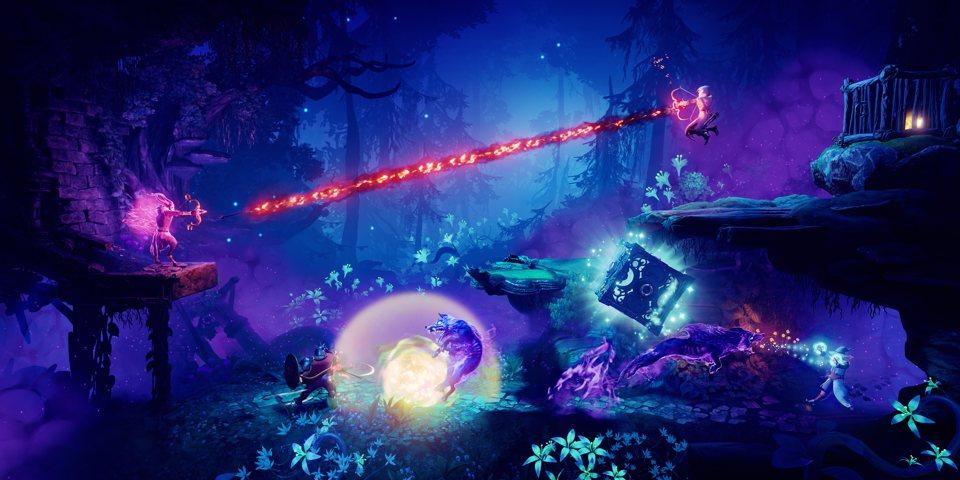 Trine 4: Nightmare Prince Review 3