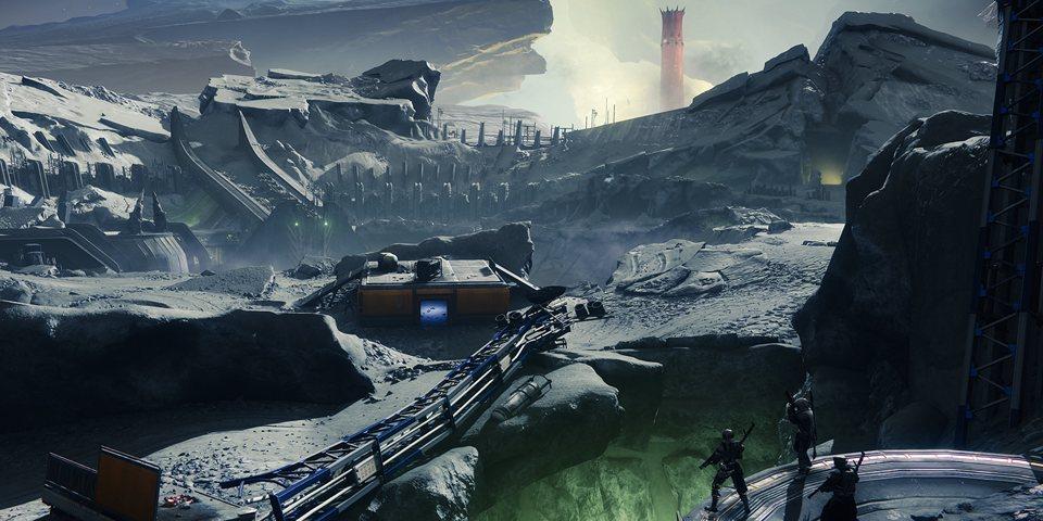 Destiny 2: Shadowkeep nostalgia Ilargira eta haratagoko bidaia da 3