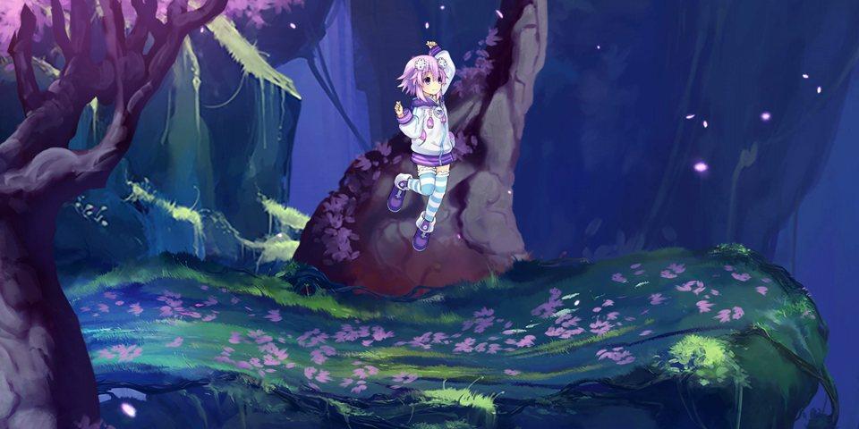 Super Neptunia RPG Iritzia 2