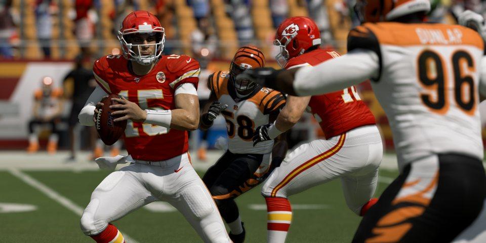 Madden NFL 20 Iritzia 2