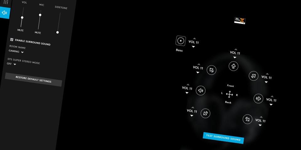 Logitech Pro X Aurikularren berrikuspena 3