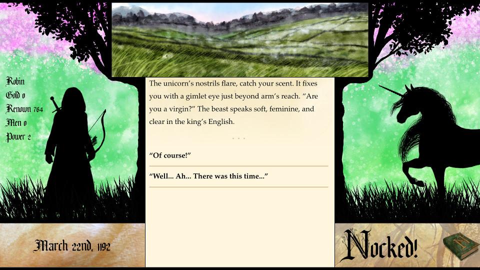 Nocked! Robin Hood-en egiazko ipuinak 3