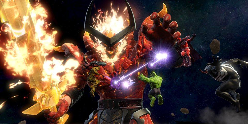 Marvel Ultimate Alliance 3: Eskaera Beltzaren Berrikuspena 2