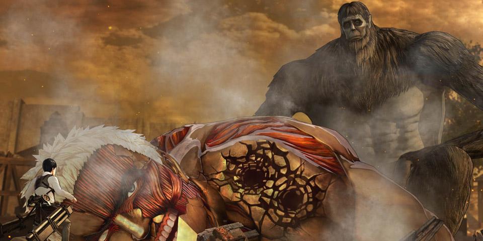 Titan erasoa 2: Final Battle denboraldia baino gehiago da 3 DLC 2