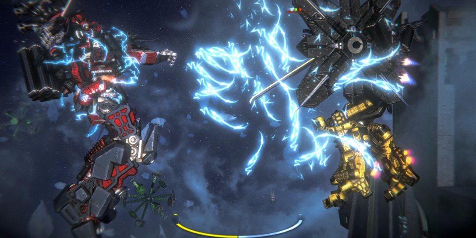 War Tech Fighters Iritzia 2