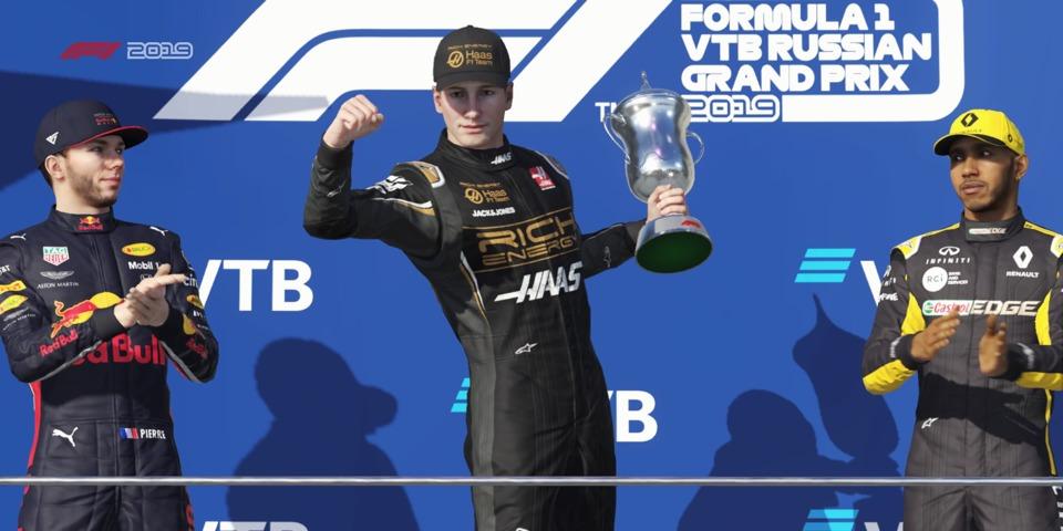 F1 2019 berrikuspena 3