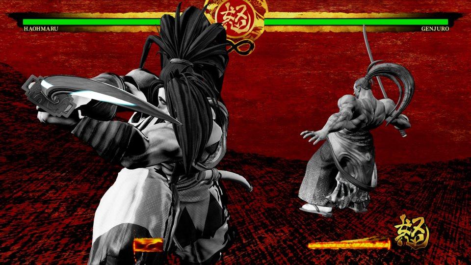Samurai Shodown Iritzia 2