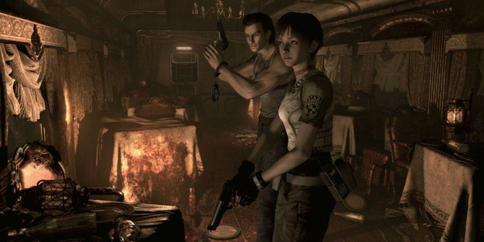 Resident Evil Origins bilduma on Switch ez da aparta, baina joko bikainak dira 2
