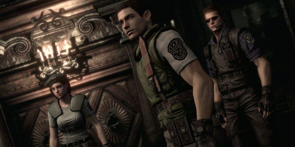 Resident Evil Origins bilduma on Switch ez da aparta, baina joko bikainak dira