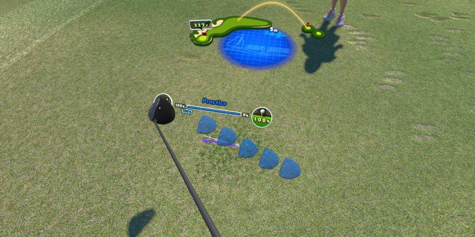 Denon Golf VR berrikuspena 2