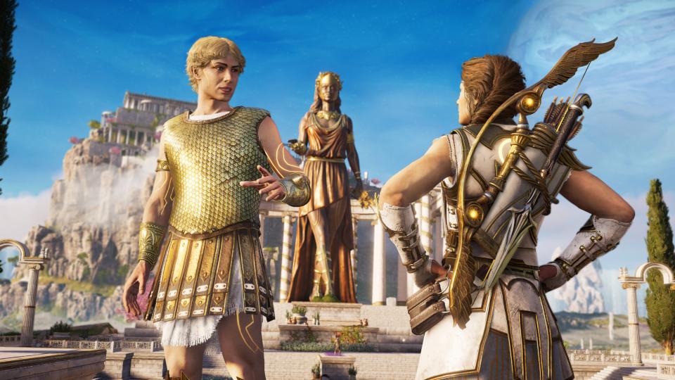 Assassin's Creed Odyssey: Atlantideko Patua hasiera aspergarria da 2