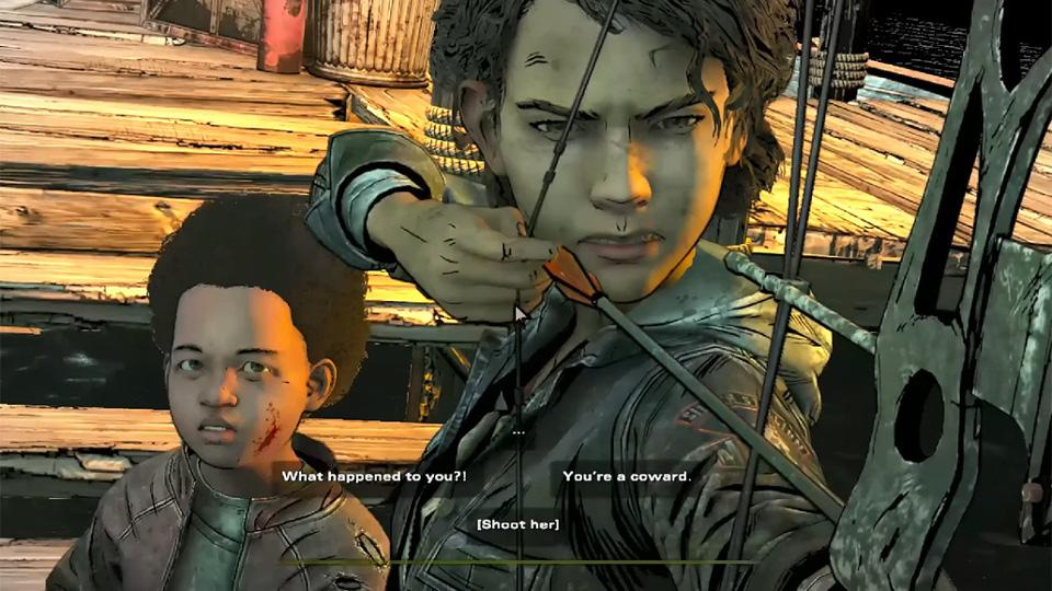 The Walking Dead: Azken denboraldia - Lau atal eta denboraldiaren berrikuspena 2