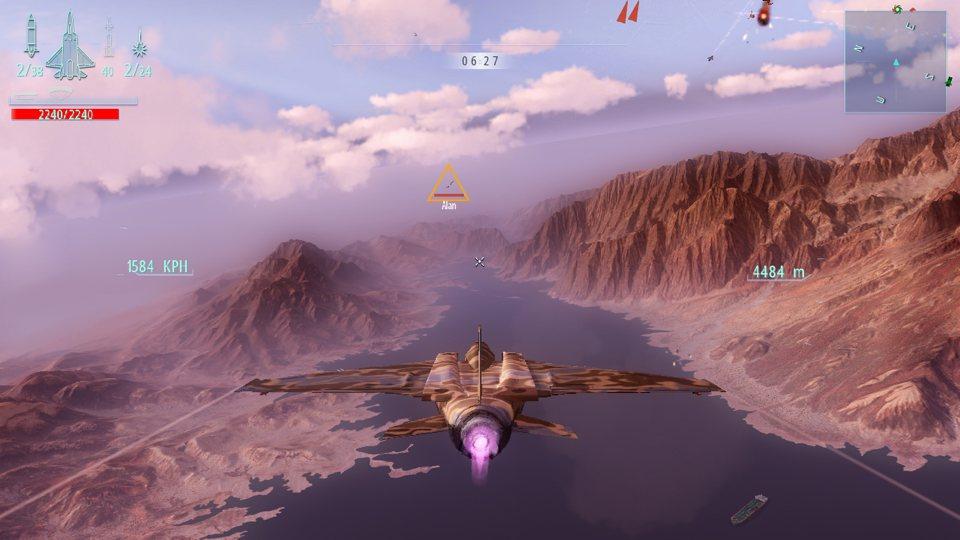 Sky Gamblers - Afterburner Review 2