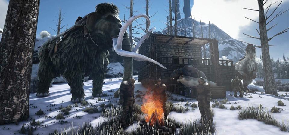 Ark: Biziraupena Eboluzionatua Switch Review 2