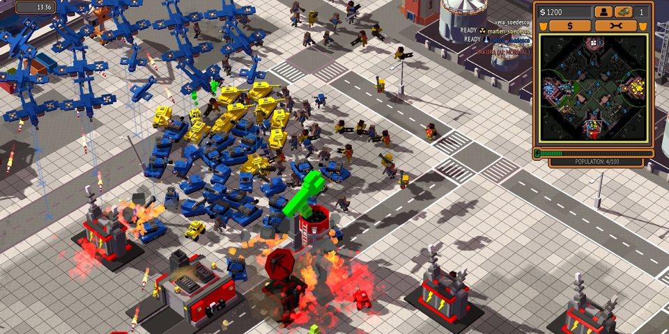 8-Bit Armies Review 2