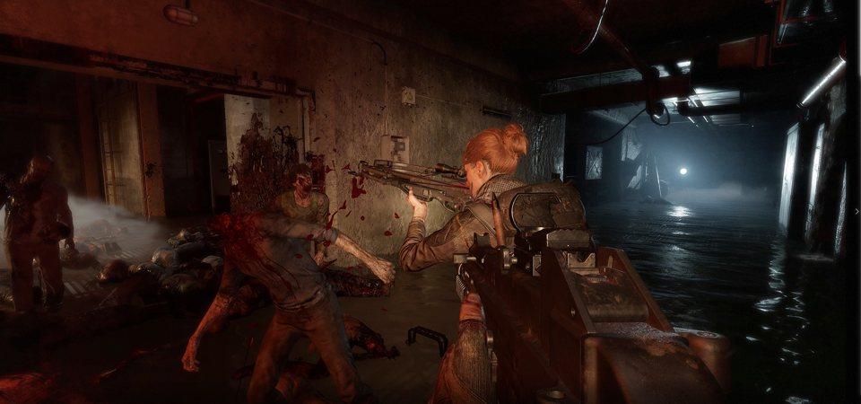 Overkill-en The Walking Dead berrikuspena 2