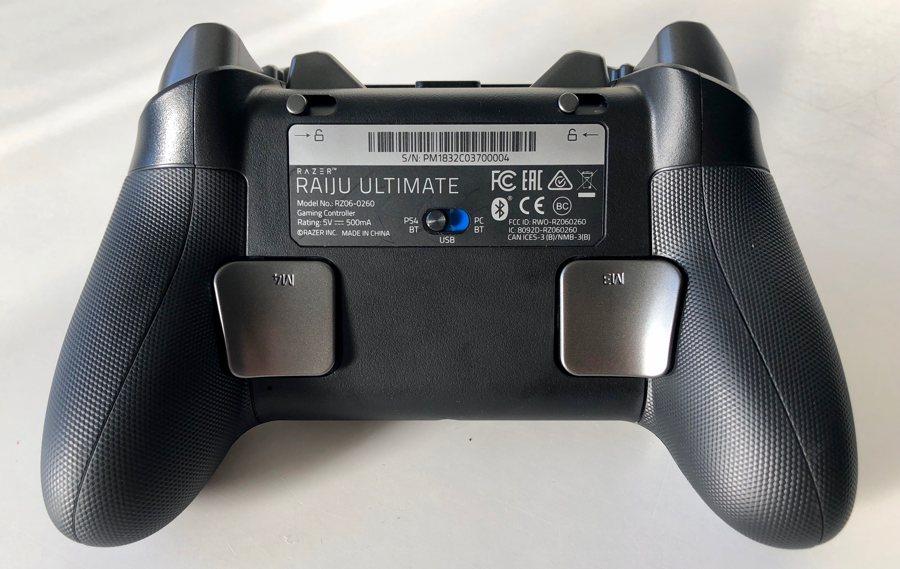 Razer Raiju Ultimate Controller Review 2