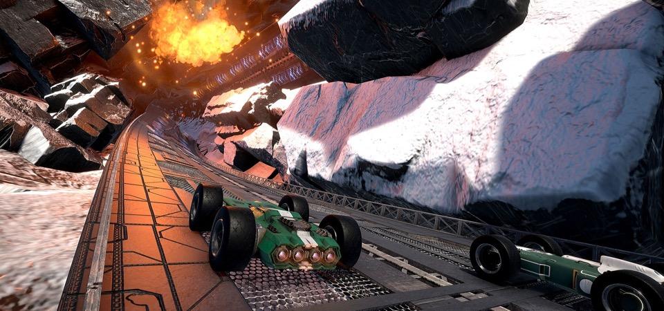 GRIP: Combat Racing Review 2