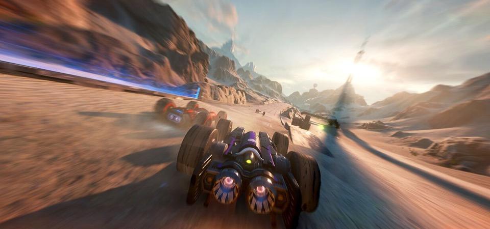 GRIP: Combat Racing Review 3