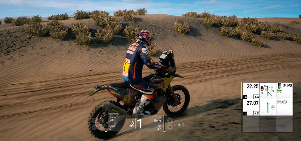 Dakar 18 KTM