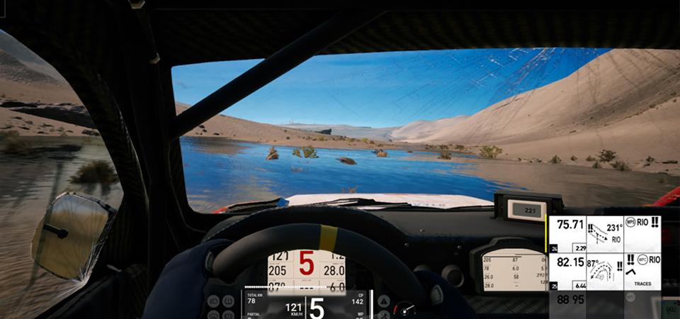Dakar 18 Barrualdea