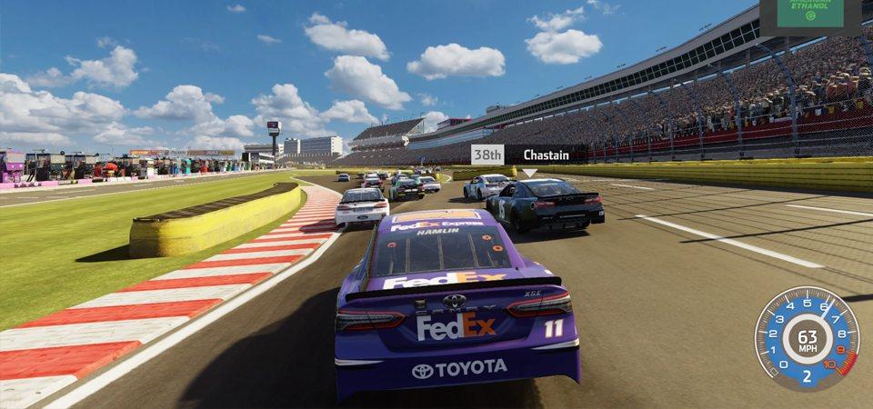 NASCAR Beroa 3 Review 2