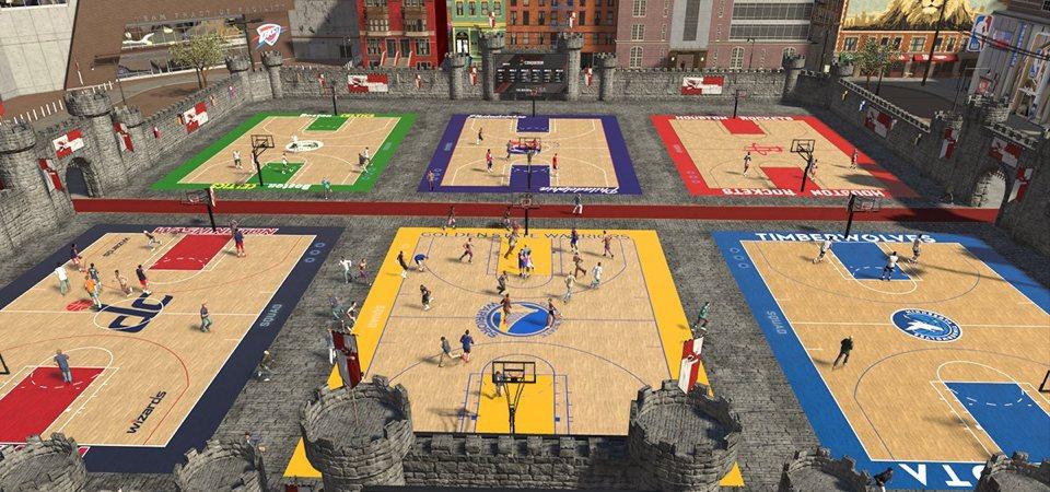 NBA 2K19 Iritzia 2