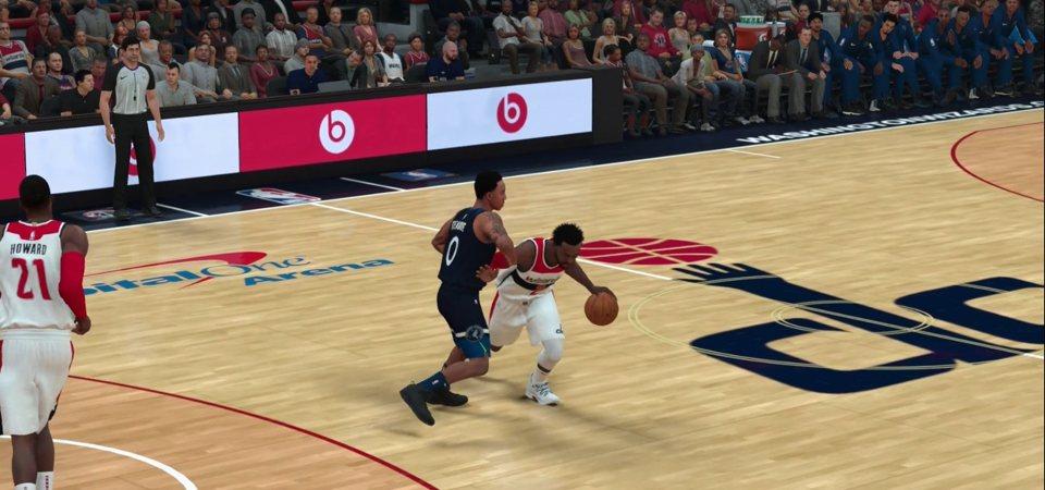 NBA 2K19 Iritzia