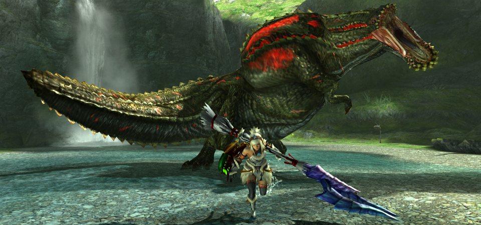 Monster Hunter belaunaldien azken berrikuspena 2