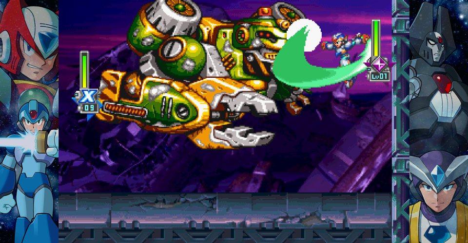 Mega Man X Legacy bilduma 1 + 2 Review 2
