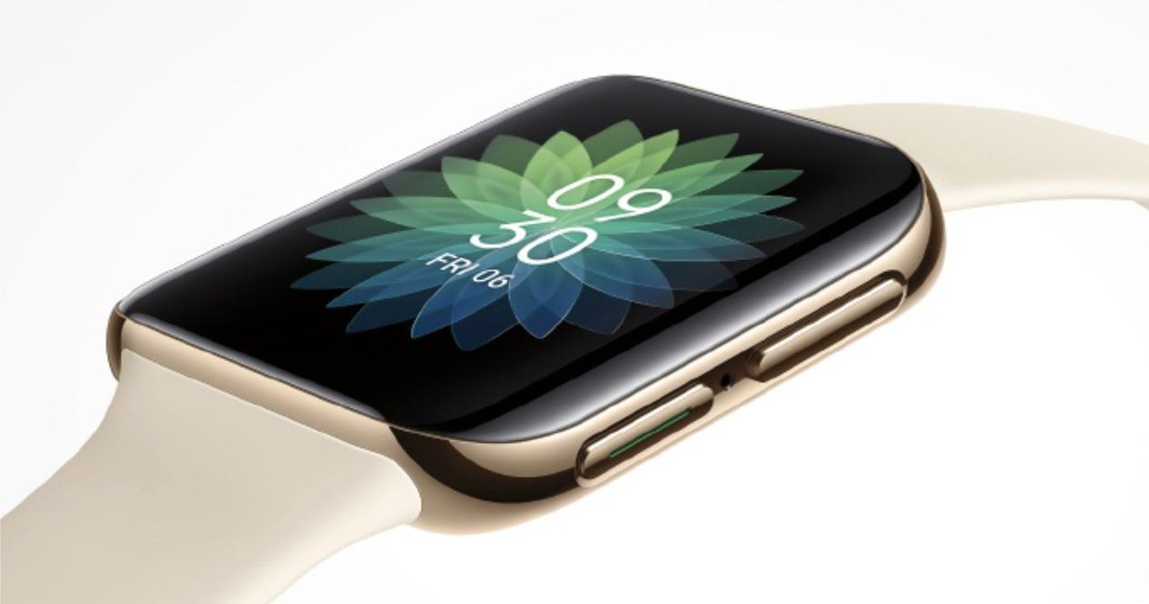 OPPO hurbiltzen ari da Apple Watch Android perfektua izateko