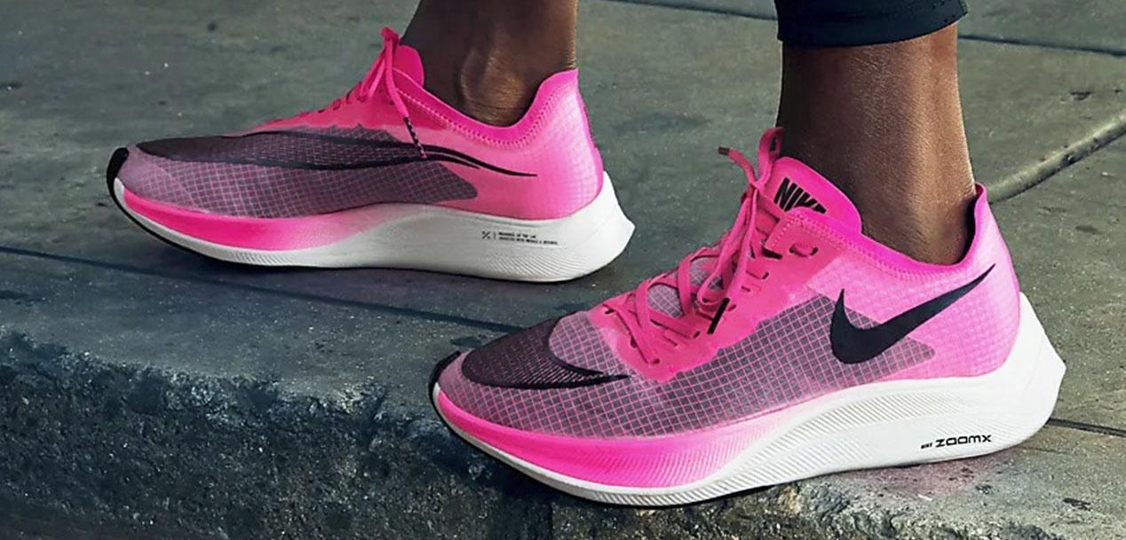 Nike sneakers horiek debekatu nahi dituzte, korrika gehiago egitea lortzen zaituztelako
