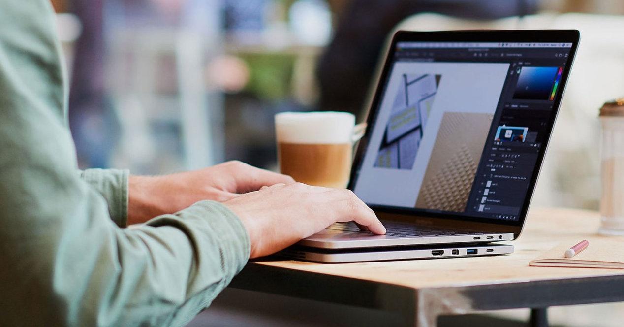 Linedock: bederatzi portu gehigarri, bateria eta SSD bat zure MacBook Pro-rako