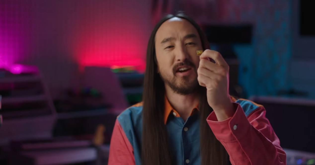 Zer margotzen du Steve Aoki Snapdragon berrian?