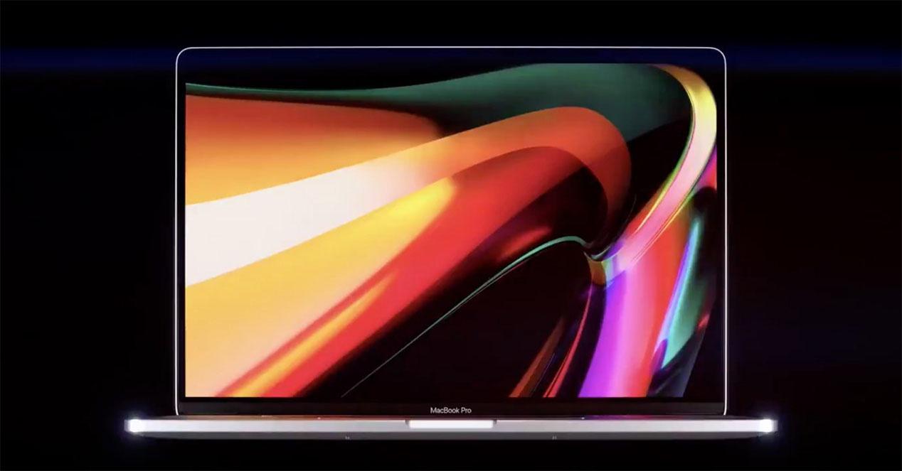 16 hazbeteko MacBook Pro iristen da: pantaila gehiago, tximeleta gabe eta prezio berdinean