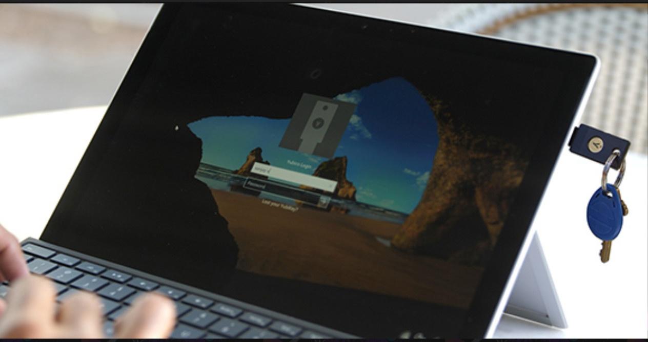 Yubicok azkenik saioa hasteko laguntza gehitzen du Windows zure YubiKeys-era