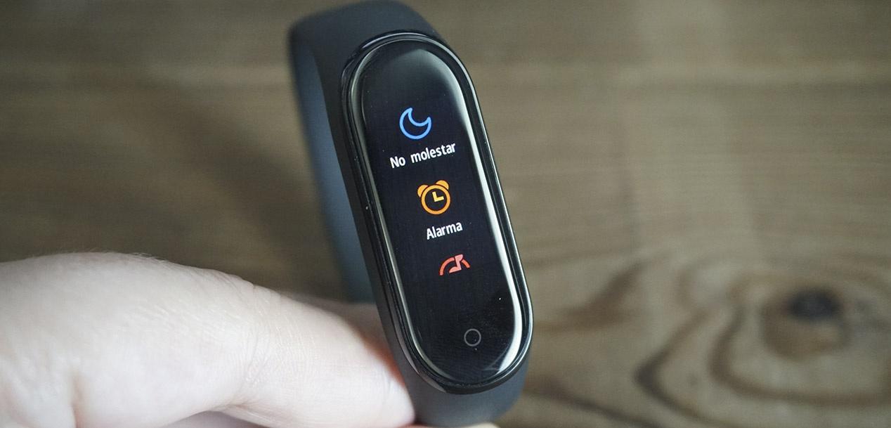 Xiaomi Mi Banda 5 erabiltzaileek nahi duten zerbitzua izango luke