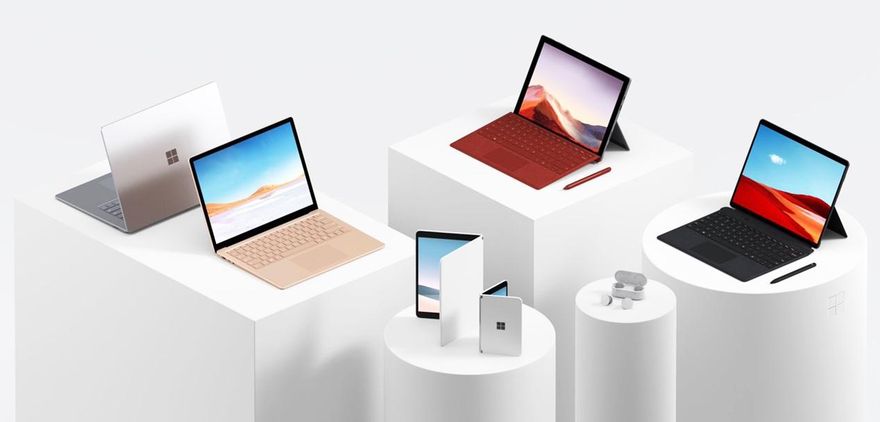 Zer dira Microsoft Surface berriak? Hau da aurkeztutako guztia
