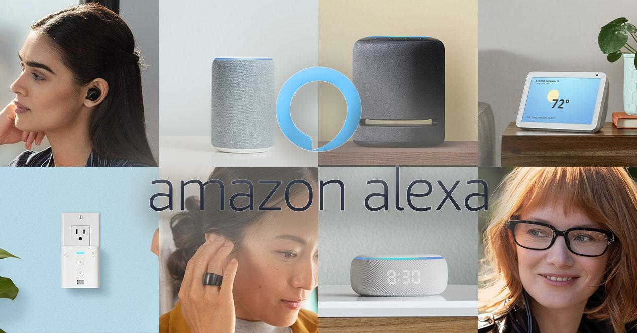 Alexa zopan ere bai: haiek dira Alexaek aurkeztu dituen produktu berri guztiak Amazon