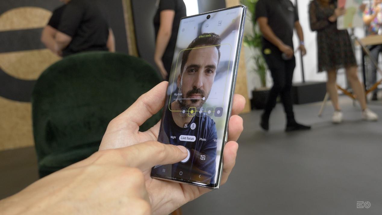 Samsung prest dago orain oso argala den 43 argazki sentsore eskaintzeko,7 MP