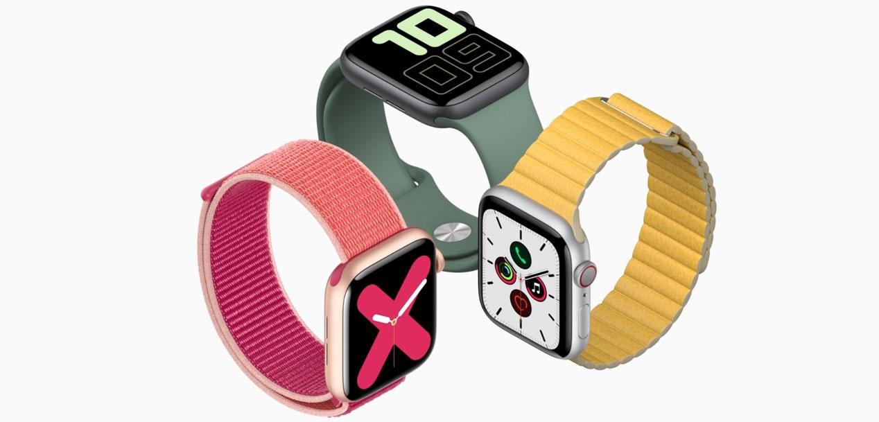 Onena Apple Watch Series 5 seriea erosi dezakezu 3 merkeagoa