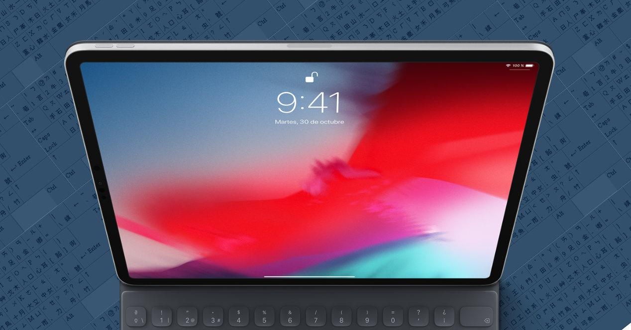 IPad Pro berria iPhone 11 itxura zuen bere hiru kamerarentzat