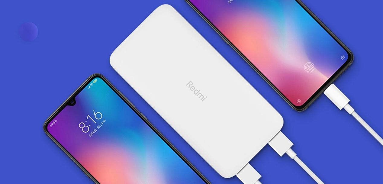 Xiaomi-k Redmi bateria eramangarri berriak ditu eta hain merkeak dira, bai edo bai nahi dituzula