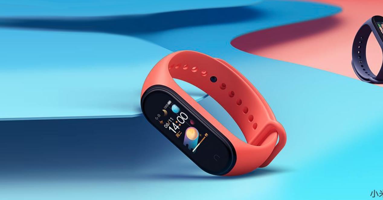Xiaomi Mi Smart Band 4 ofiziala da: pantaila gehiago, NFC eta edizio berezi bat Avengers