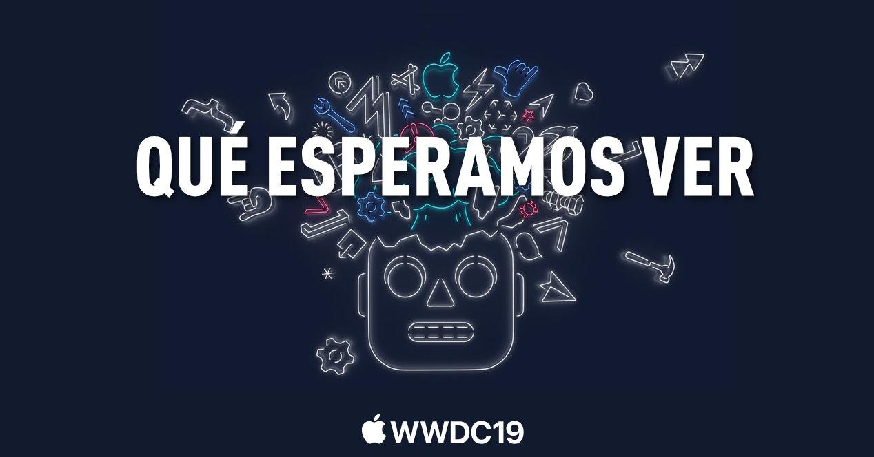 WWDC 2019. urtetik Apple, ikustea espero dugun guztia