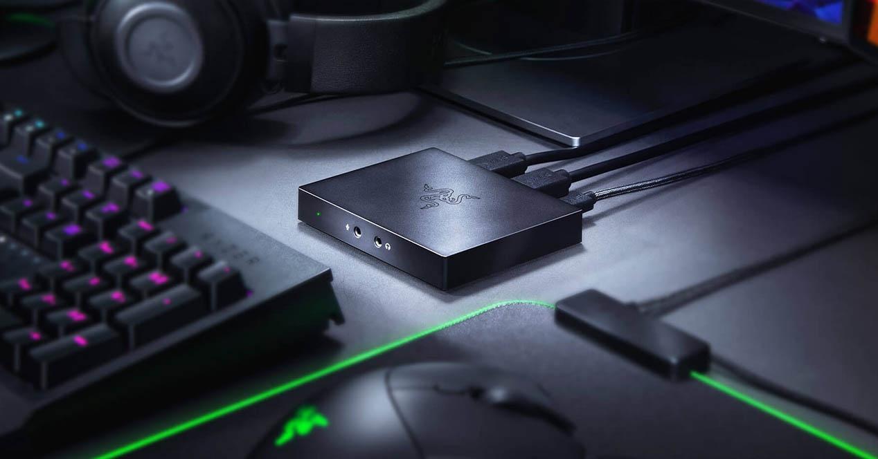 Razer-ek dagoeneko bere 4K grabber du 4K-n jolasteko eta Full HD-n erreproduzitzeko