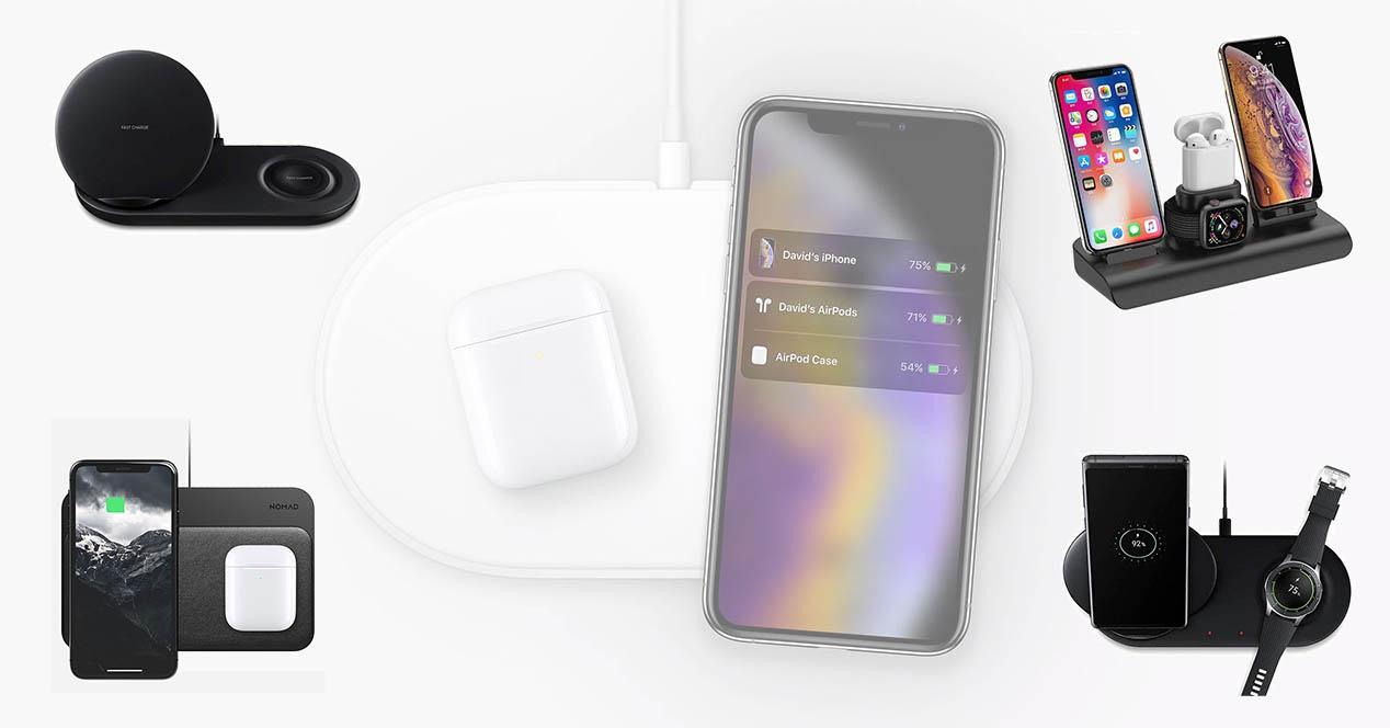AirPower-en alternatiba onenak Apple zer erosi dezakezu oraintxe